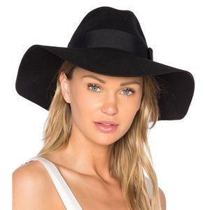 Brixton Piper Wool Floppy Brim Hat